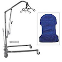Medline MDS88200D Manual Hydraulic Patient Lift