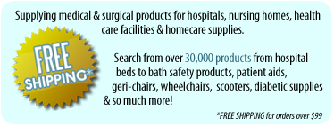 FREE shipping medical supplies
