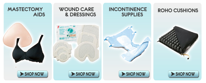 Medical Supply Wound Care Incontinent Supply Mastectomy