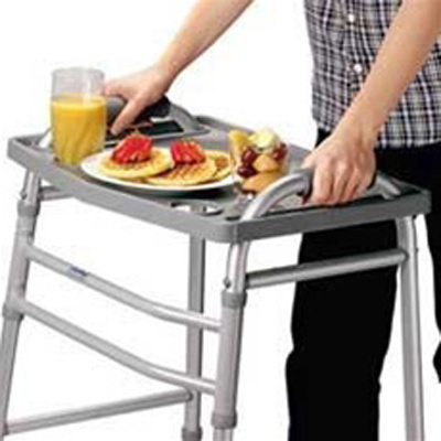 Drive Medical Universal Walker Tray Walker Accessories