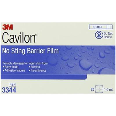3M Cavilon No-sting Barrier Film - 3 ml Swab | Ostomy Supplies