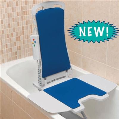 Drive Medical 477150312 Whisper Automatic Bath Lift Tub Lift