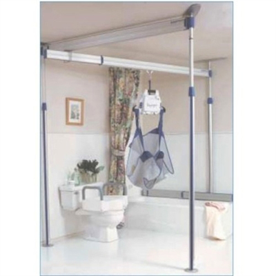 Voyager Easytrack 3 Post System W Bath Bracket 93001
