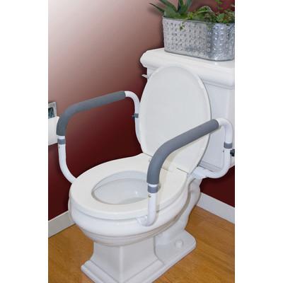 Carex Toilet Support Rail Bath Safety