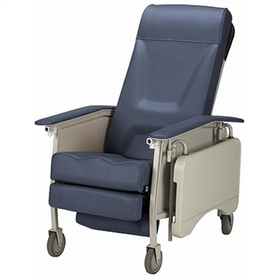 3 Position Geri Chair Recliner Deluxe Adult
