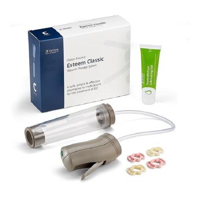 Osbon Erecaid Vacuum Therapy System Otc Ed Pump
