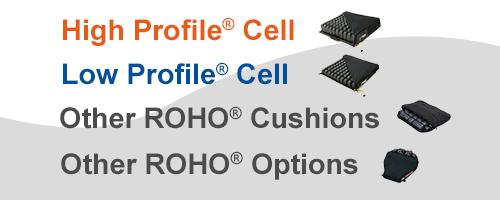 roho quadtro select cushion adjustment instructions