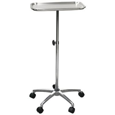 rom to go drive mayo instrument stand with mobile 5 in 13071